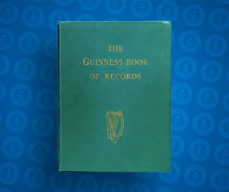 The Guinness Book of Records image