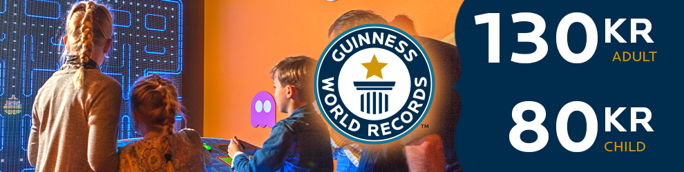 Guinness World Records Ticket